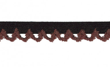 ELASTIC WAVE WITH CHENILLE